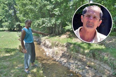 Prigoniţi pentru dreptate: A fost obligat de hoţi să-şi scoată adeverinţă de la Poliţie că nu i-a denunţat