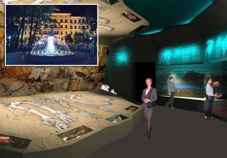 Muzeu viu: Noul Muzeu va reconstitui istoria Ţării Crişurilor prin expoziţii moderne şi interactive