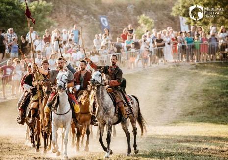 Distracţie… la minim: Festivalul Medieval, Street Food Festival şi alte evenimente aşteptate la Oradea au fost anulate
