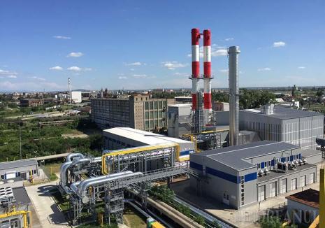 Investiţie de 32,3 milioane euro pentru înlocuirea vechiului cazan al CET Oradea cu motoare termice nepoluante