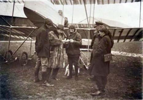 Zburătorii Oradiei: Primele zboruri deasupra oraşului au creat rumoare în anul 1910. Află-le povestea fermecătoare! (FOTO)