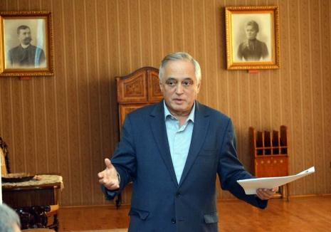Aurel Chiriac, directorul Muzeului Ţării Crişurilor: 'La ce avem aici, nu avem cum să nu fim interesanţi'