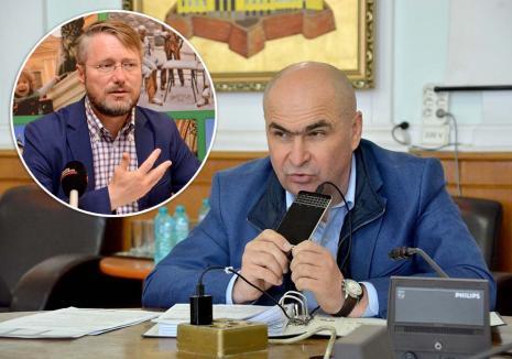 Şah la Bolojan: Pentru că vrea neapărat Prefectura Bihor, UDMR a 'îngheţat' împărţirea posturilor de prefect în toată ţara