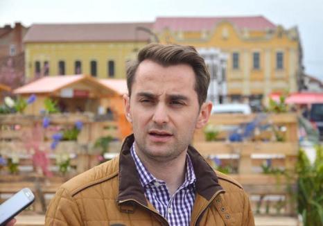 Interviu cu Mihai Jurca, preşedintele APTOR: 'Vreau ca localnicii şi turiştii să simtă că Oradea e vie!'