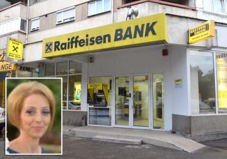 Bancă cu... găuri: O fostă şefă de agenţie bancară din Oradea a furat 700.000 lei din conturile clienţilor