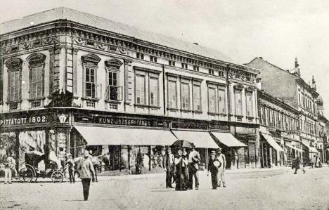 Băncile Oradiei: Ştiaţi că, pe vremuri, în Oradea s-a dezvoltat ca un puternic centru bancar şi de credit? (FOTO)