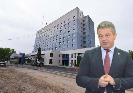 Ospeție în pandemie: Senatorul Florian Bodog s-a cazat pe banii statului la hotel, ca medic expus riscurilor infectării cu Covid-19