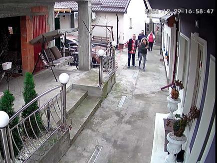 'Maestrul' Lele, bătăuşul: Avocatul Alexandru Lele, mare proprietar imobiliar în Oradea, într-un nou scandal violent cu vecinii (FOTO / VIDEO)