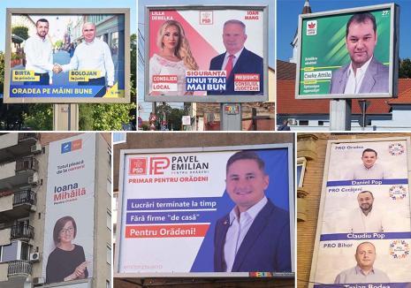 Bătălia pentru voturi: BIHOREANUL vă prezintă lista candidaților la alegerile locale și ce promit ei