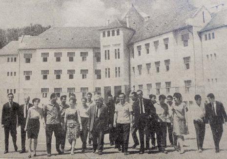 Şcoala de dascăli: Află povestea Institutului Pedagogic din Oradea, pe bazele căruia s-a ridicat actuala Universitate! (FOTO)