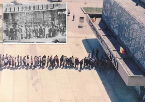 """Oradea """"anului zero"""": Cum arăta orașul de pe Criș în 1990, primul an cu adevărat liber, în democrație"""