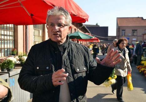 Şeful ADP, Liviu Andrica: 'Pieţele vor continua să meargă pentru că, spre deosebire de supermarketuri, au suflet'