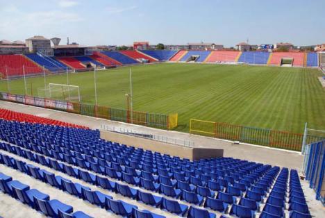 Şut în prima ligă! FC Bihor obligă autorităţile să modernizeze Stadionul municipal