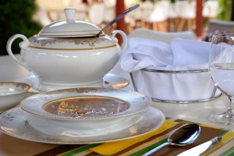 Prânz sau cină? Şapte Motive pentru a alege Terasa Gala! (FOTO)