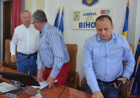 S-a trezit Traian… Vicepreşedintele CJ Traian Bodea 'divorţează' de Pásztor şi Mang?