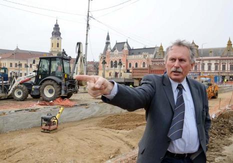 Şeful OTL, Csuzi Istvan: 'Deşi suntem criticaţi, transportul public din Oradea e la nivel european'