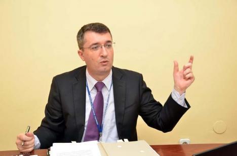 Eduard Florea, city-managerul Oradiei: Datoria publică este de 320 de euro pe cap de locuitor