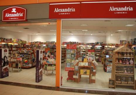 Târg de Ghiozdane Deştepte şi oferte speciale la deschiderea librăriei Alexandria din ERA Park Oradea!