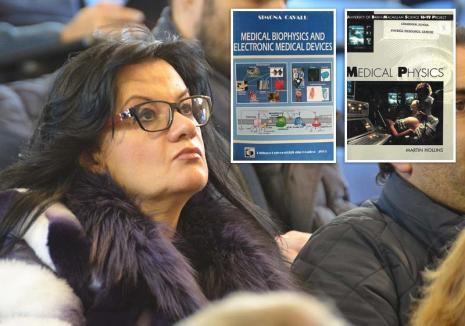 Plagiat confirmat: Judecătorii din Cluj au sancționat plagiatul profesoarei Simona Cavalu de la FMF Oradea