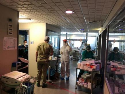 Careu de aşi: Povestea emoționantă a voluntarilor orădeni care au mers în misiune în Italia lovită de coronavirus (FOTO)