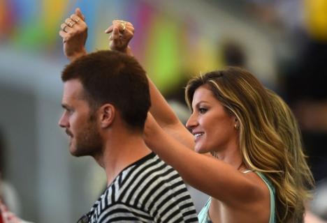 Finala vedetelor: O mulţime de staruri s-au dus să vadă finala Cupei Mondiale pe Maracana (FOTO)