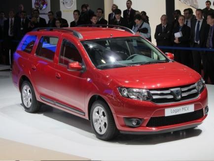 Dacia a lansat noul Logan MCV şi o serie limitată Duster