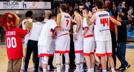 Baschet: CSM CSU Oradea a debutat cu înfrângere în noua ediţie a Ligii Naţionale: 83-85 la Bucureşti, cu Steaua