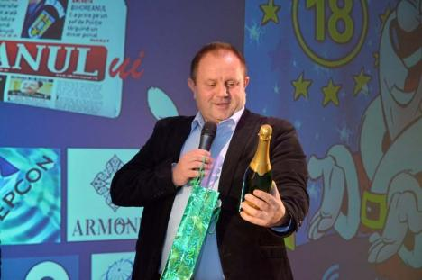 Gala Premiilor lui Bihorel 2018. Vezi cine ce premiu a luat la Majoratul BIHOREANULUI şi pentru ce motive! (VIDEO)