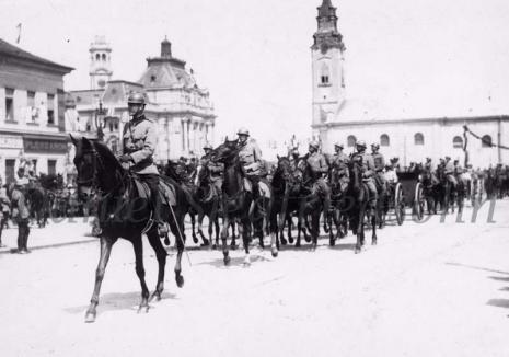 Ultima zi: Cum a preluat primarul Rimler Károly conducerea Oradiei de la bolşevicii lui Kun Béla în 19 aprilie 1919