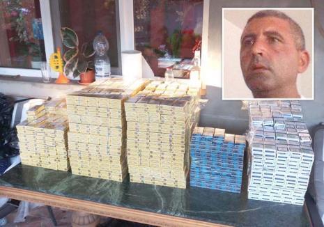 Traficantul din garnizoană: Percheziţii ale Parchetului Militar într-un caz de contrabandă cu ţigări ce vizează un subofiţer MApN din Marghita