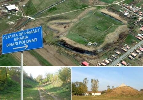 Cetatea uitată: Ce a ajuns astăzi Cetatea Bihariei, cândva o fortăreaţă strategică importantă pentru Bihor (FOTO)