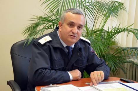 """Ioan Baş, şeful ISU Crişana: """"Nu suntem pregătiţi în totalitate pentru calamităţi"""""""