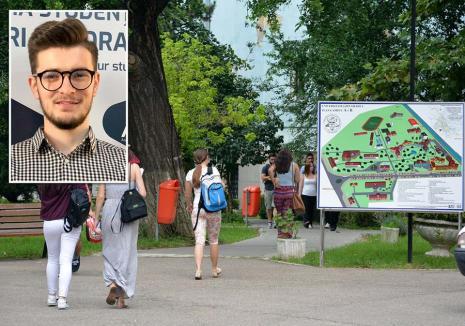 Premii pentru codași: Universitatea din Oradea acordă lunar burse de merit unor studenți mediocri