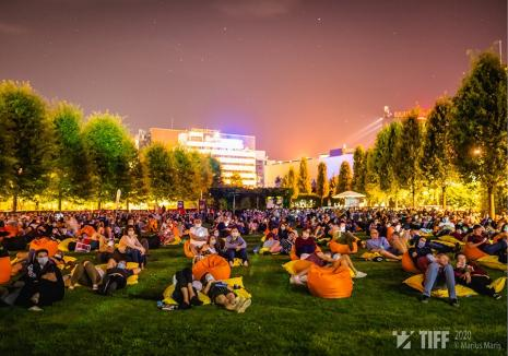 Orădenii de la TIFF: Tudor Cristian Jurgiu și Monica Lăzurean Gorgan, printre vedetele TIFF 2020, cel mai important festival de film din România
