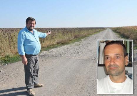 Drum 'vânturat': Un grup ecologist specializat în ocrotirea păsărilor blochează modernizarea unui drum important din Bihor
