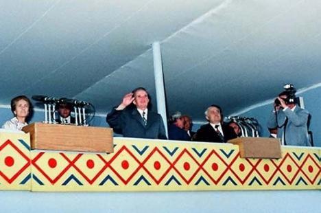 Ultimul Tovarăş: Ultimul prim-secretar comunist al Bihorului, Andrei Sorcoiu, îşi trăieşte pensia discret, la Braşov