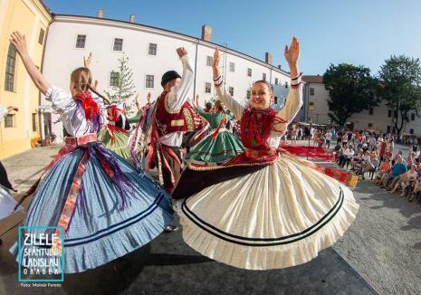 Festival în cinstea regelui: Zilele Sfântului Ladislau aduc în Oradea o sumedenie de evenimente(FOTO)