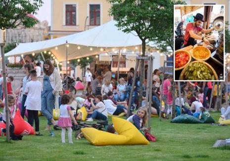 Distracţii de mai: Evenimente diverse în Oradea, de la târgul de carte Gaudeamus până la o nouă ediţie Street Food Festival