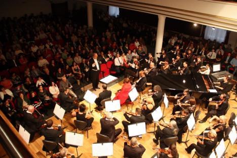 Lucrări de Mozart, Brahms şi Kozeluch la Filarmonica de Stat