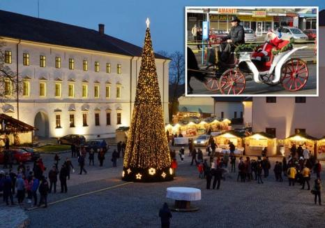 Revelion în Cetate! Orădenii sunt invitaţi să serbeze nu doar Crăciunul, ci şi Revelionul, în fortăreaţa proaspăt reabilitată