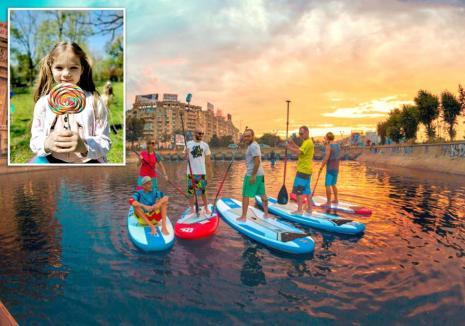 Leapşa prin Oradea: Jocuri, ateliere, teatru, concerte şi demonstraţii pe Crişul Repede, la festivalul Street Delivery