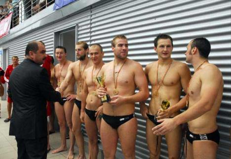 Campioni în avans: Oradea rămâne capitala polo-ului