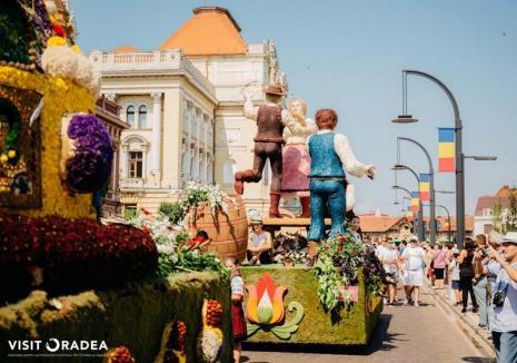 Carnaval cu surprize: Ce aduce nou în Oradea Carnavalul Florilor