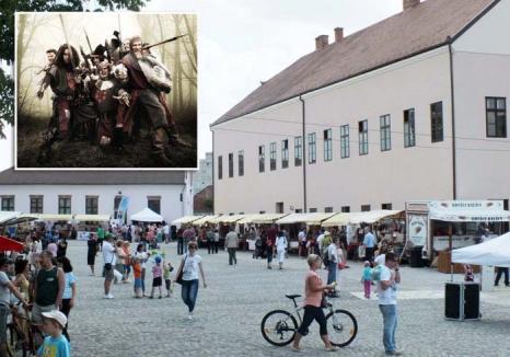 Festival în Cetate: Toamna Orădeană se mută din acest an în fortăreaţa reabilitată şi aduce activităţi cu specific medieval şi invitaţi de seamă