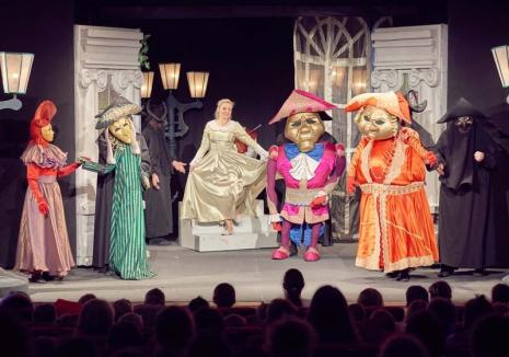 Festival de poveste: Ediţia a V-a a Festivalului de Teatru pentru Copii Arcadia aduce la Oradea poveşti cu tâlc şi personaje haioase
