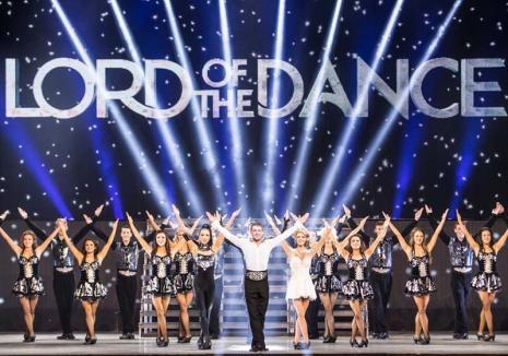 Lord of the Dance, la Oradea! 40 dintre cei mai buni dansatori din lume, școliți de Michael Flatley, vin la Arena Antonio Alexe