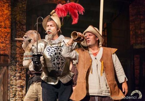 Oradea, 'regina' teatrului: Teatrul Regina Maria vânează nominalizări la Gala Premiilor UNITER, eveniment pe care îl va şi găzdui