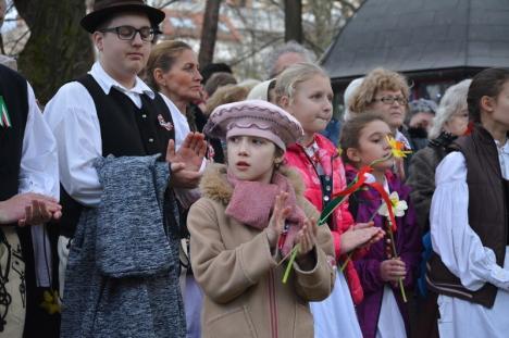 Dublu sau nimic: De Ziua Maghiarilor de Pretutindeni, UDMR şi PPMT au organizat festivităţi separate la care au participat… împreună (FOTO)