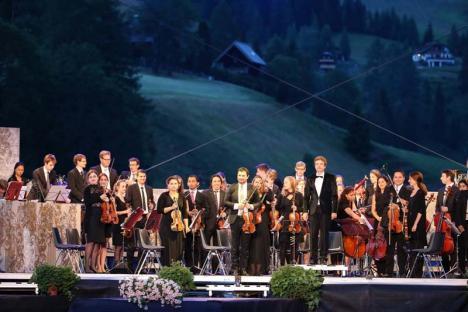 Sărbătoarea artelor: European Music Open aduce la Oradea o pleiadă de personalităţi (FOTO)