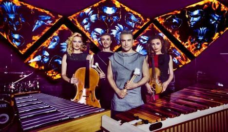 Bach in ShowBiz! Fostul lider al trupei Sistem aduce la Oradea un spectacol inedit, cu variaţiuni din muzica lui Bach şi proiecţii 3D